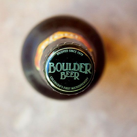 "<a href=""http://flydenver.com/fooddetails?URI=tcm:8-676"">Boulder Beer Tap House</a>  <i>Jeppesen Terminal, West Side, Level 5; 303-342-8326</i>  Colorado is a hotbed of microbreweries, but Boulder Beer has been at it since 1979 and they kind of have it down. The food is your standard pub grub at this airport outpost of the brewpub — good for the cold weather you'll be experiencing while on the ground in Denver this winter — but their beer's where it's at, with all of Boulder's regular and seasonal brews on tap. It beats the brand-name stuff you'll get at any of the other terminal bars, that's for sure."