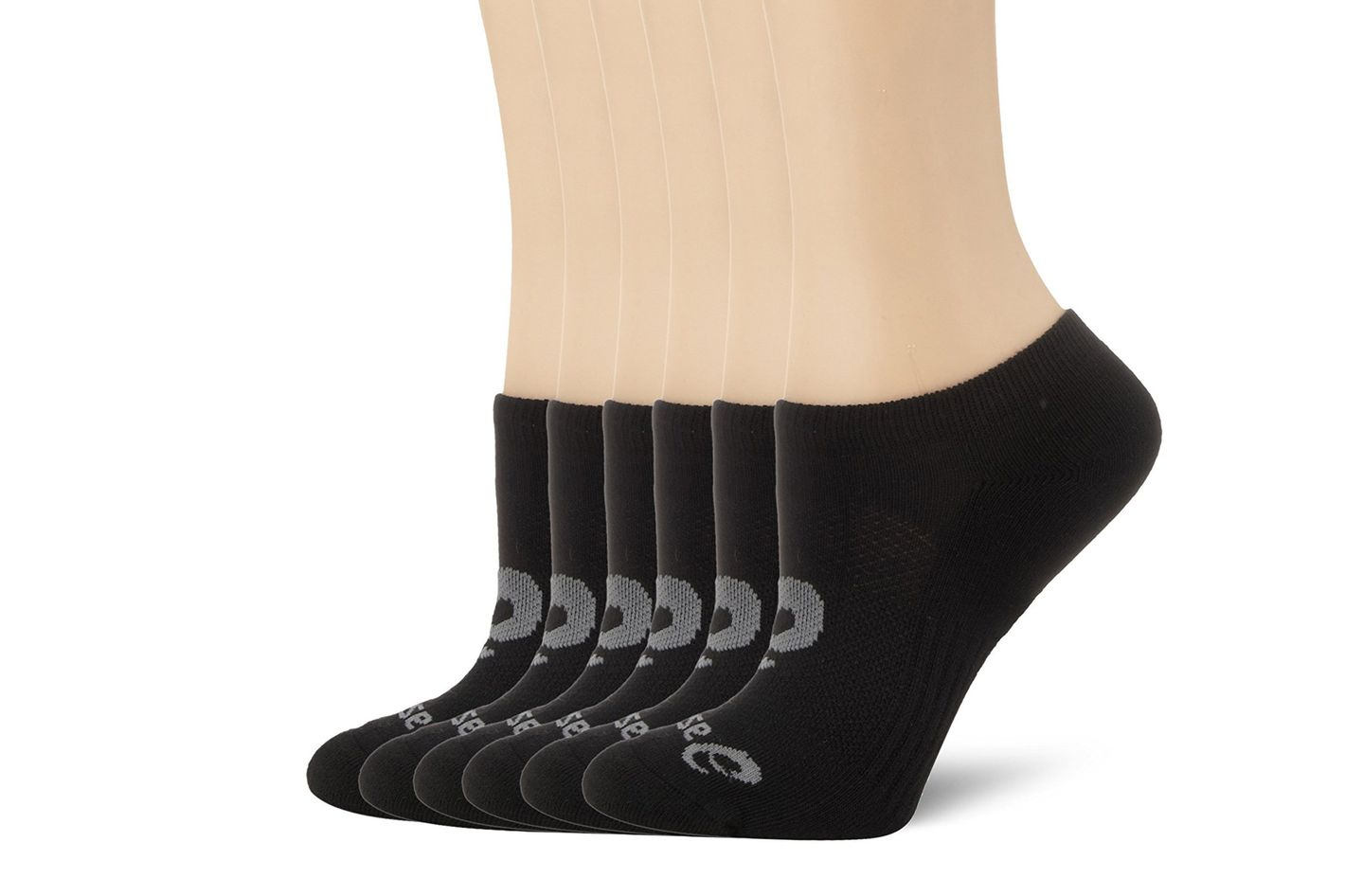 Asics no show socks (6-pack)