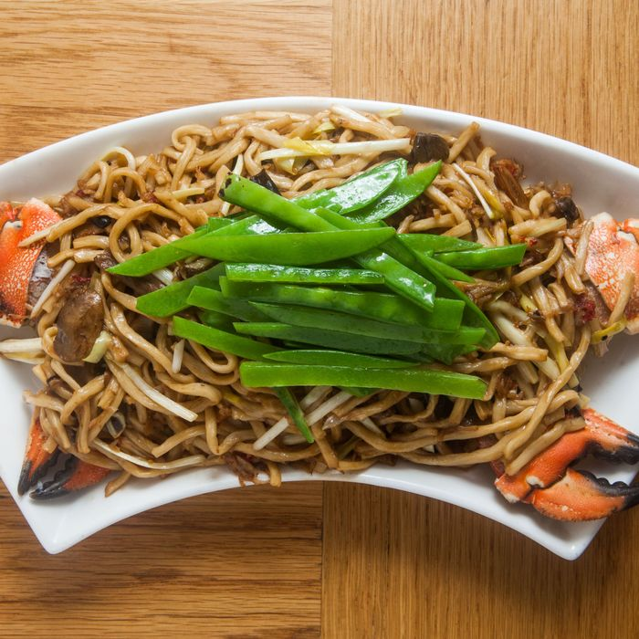 The Long Life Noodles at RedFarm.
