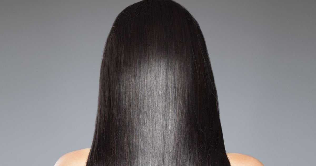 Nontoxic Ways To Straighten Your Hair And Avoid Frizz