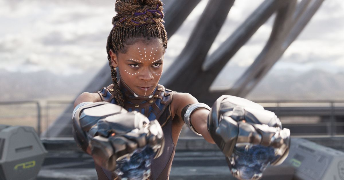 The After Credits Ending Scene In Black Panther Explained