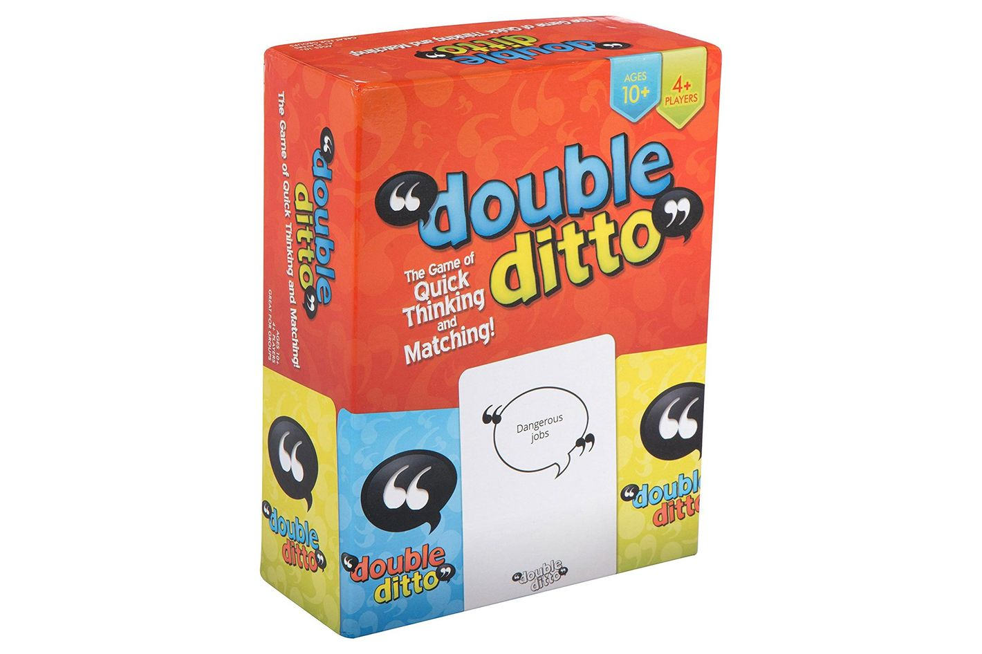 Double Ditto Family Party Board Game