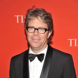 NEW YORK, NY - APRIL 26: Author Jonathan Frazen attends the TIME 100 Gala, TIME'S 100 Most Influential People In The World at Frederick P. Rose Hall, Jazz at Lincoln Center on April 26, 2011 in New York City. (Photo by Stephen Lovekin/Getty Images for TIME) *** Local Caption *** Jonathan Franzen;