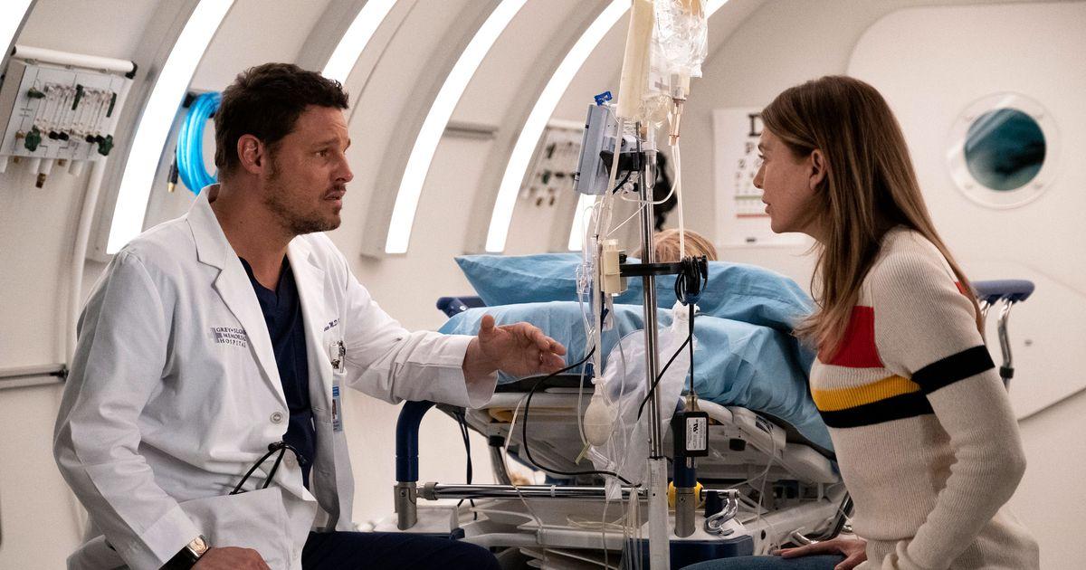 Grey's Anatomy Season 15 Finale Recap: 'Jump Into the Fog'