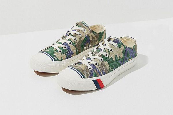 Pro-Keds Royal Lo Camo Sneaker