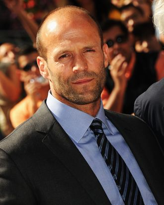 TORONTO, ON - SEPTEMBER 10: Actor Jason Statham arrives at