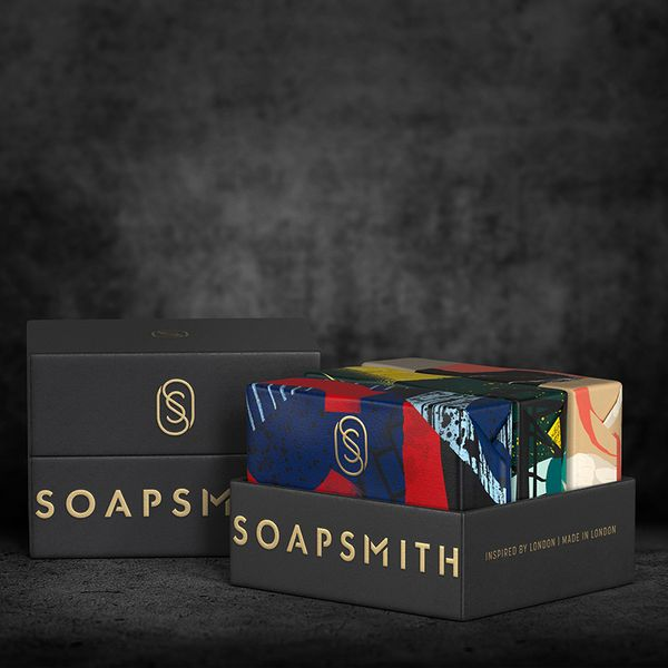 Soapsmith Soap Trio
