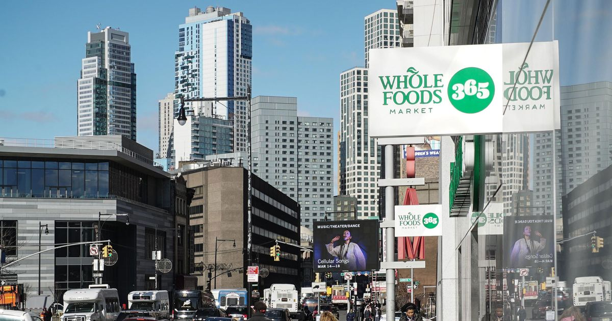 Whole Foods Foods Brooklyn