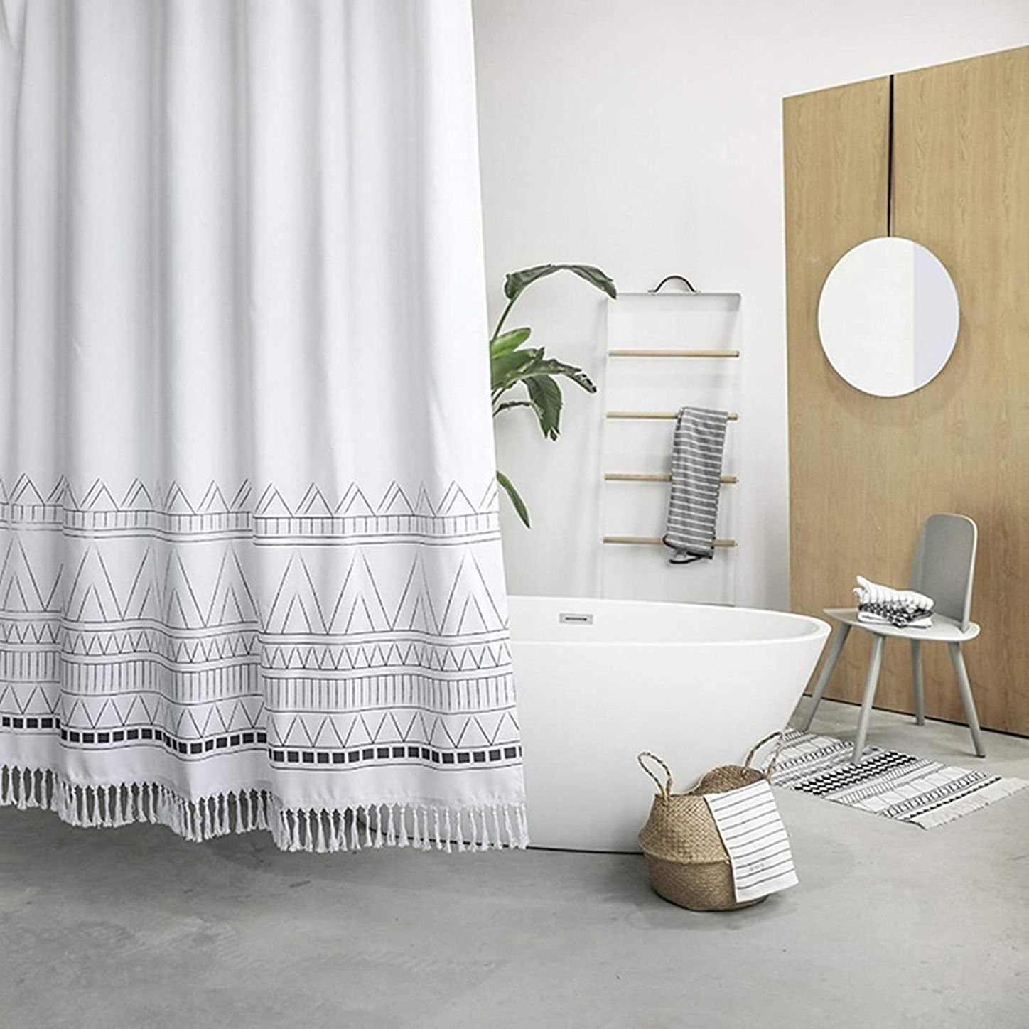 17 Best Shower Curtains 2021 The, Curtains For Bathrooms