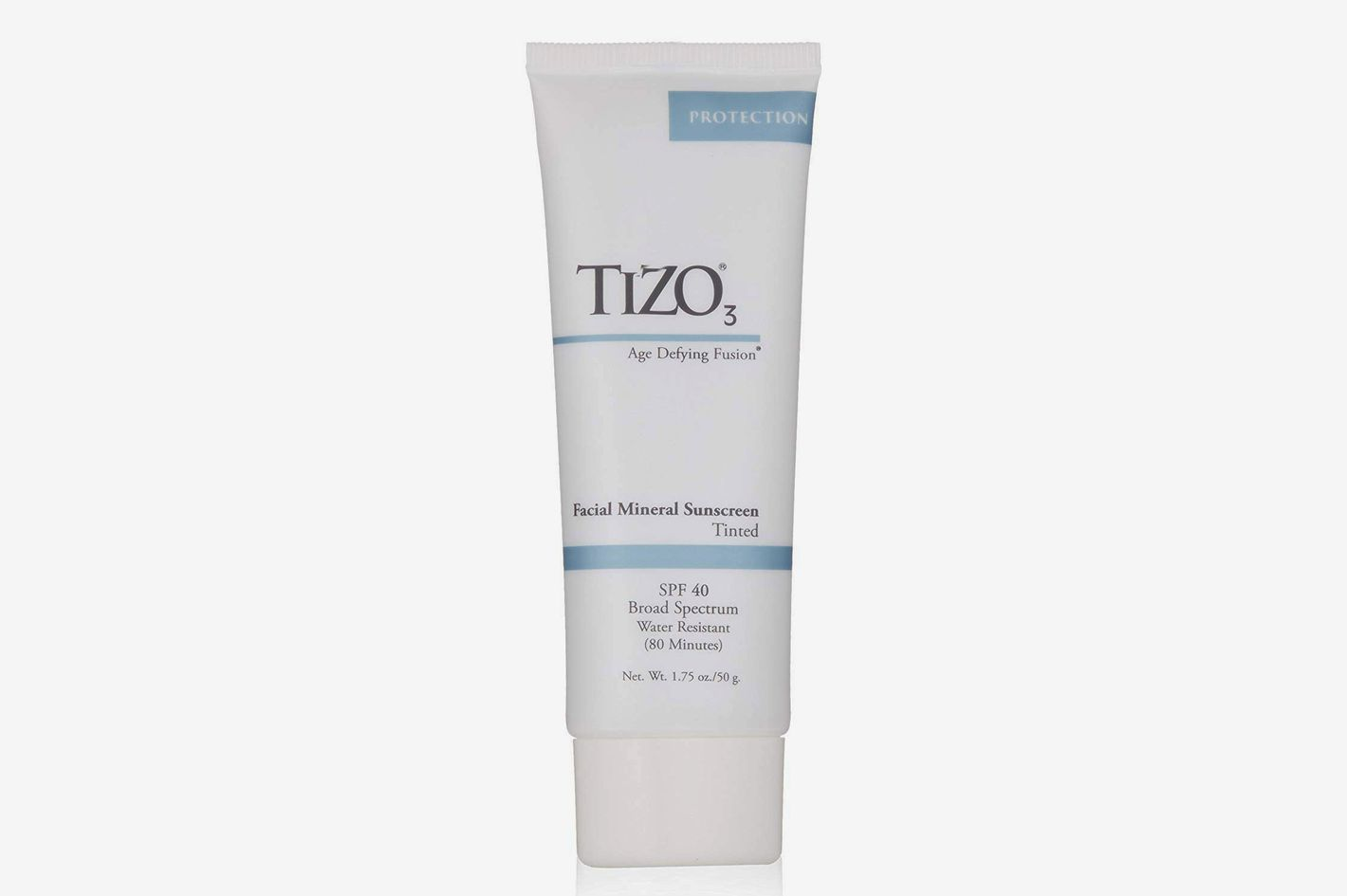 TIZO3 Facial Mineral Sunscreen Tinted SPF 40