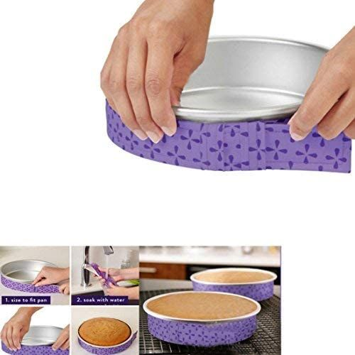 Bake-Even Strips Cake Strips