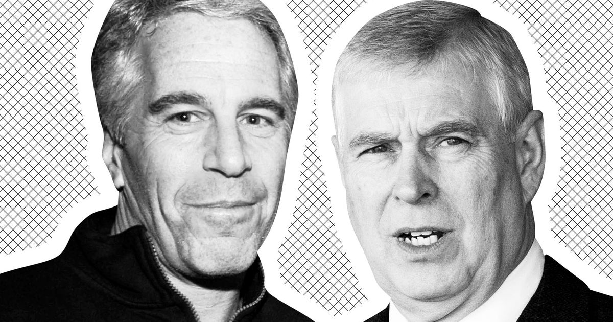 Prince Andrew Claims Epstein Visit Was to End Friendship
