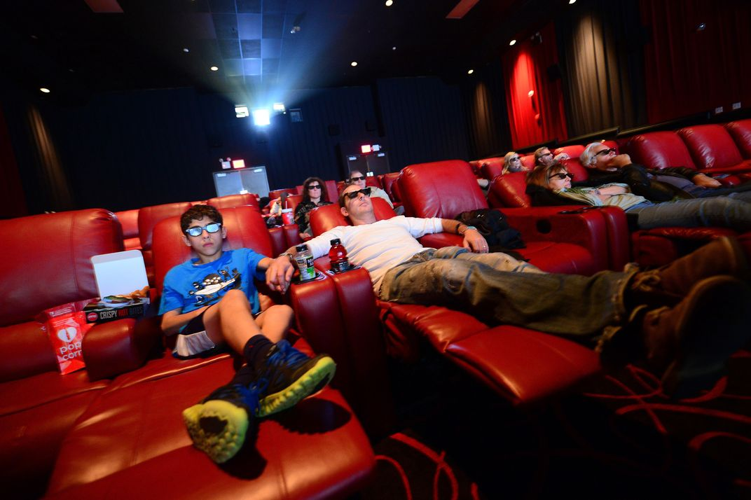 Best movie theater for Georgetown movie theater