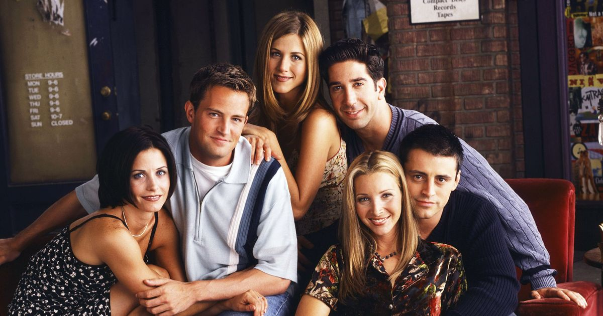 The One Where the Friends Reunion Is Officially Happening on HBO Max