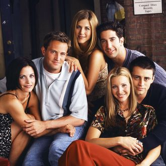 HBO Max is the only place you can watch Friends now.