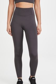 Girlfriend Collective Float Seamless High-Rise Leggings (Shadow)