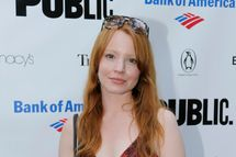 Lauren Ambrose== THE PUBLIC THEATER'S ANNUAL GALA Honoring GAIL MERRIFIELD & TIME WARNER INC.== Delacorte Theather, Central Park== June 20, 2011== ? Patrick McMullan== PHOTO - LEANDRO JUSTEN/PatrickMcMullan.com== ==
