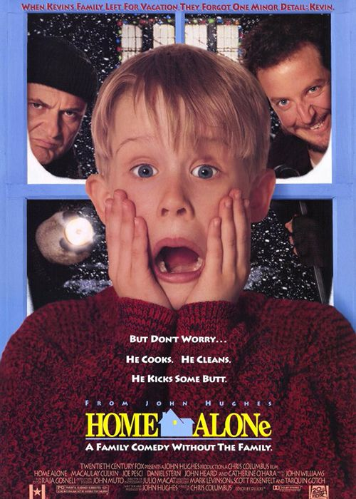 The original score of <em>Home Alone</em>