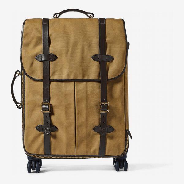 Filson Rolling 4-Wheel Check-In Bag