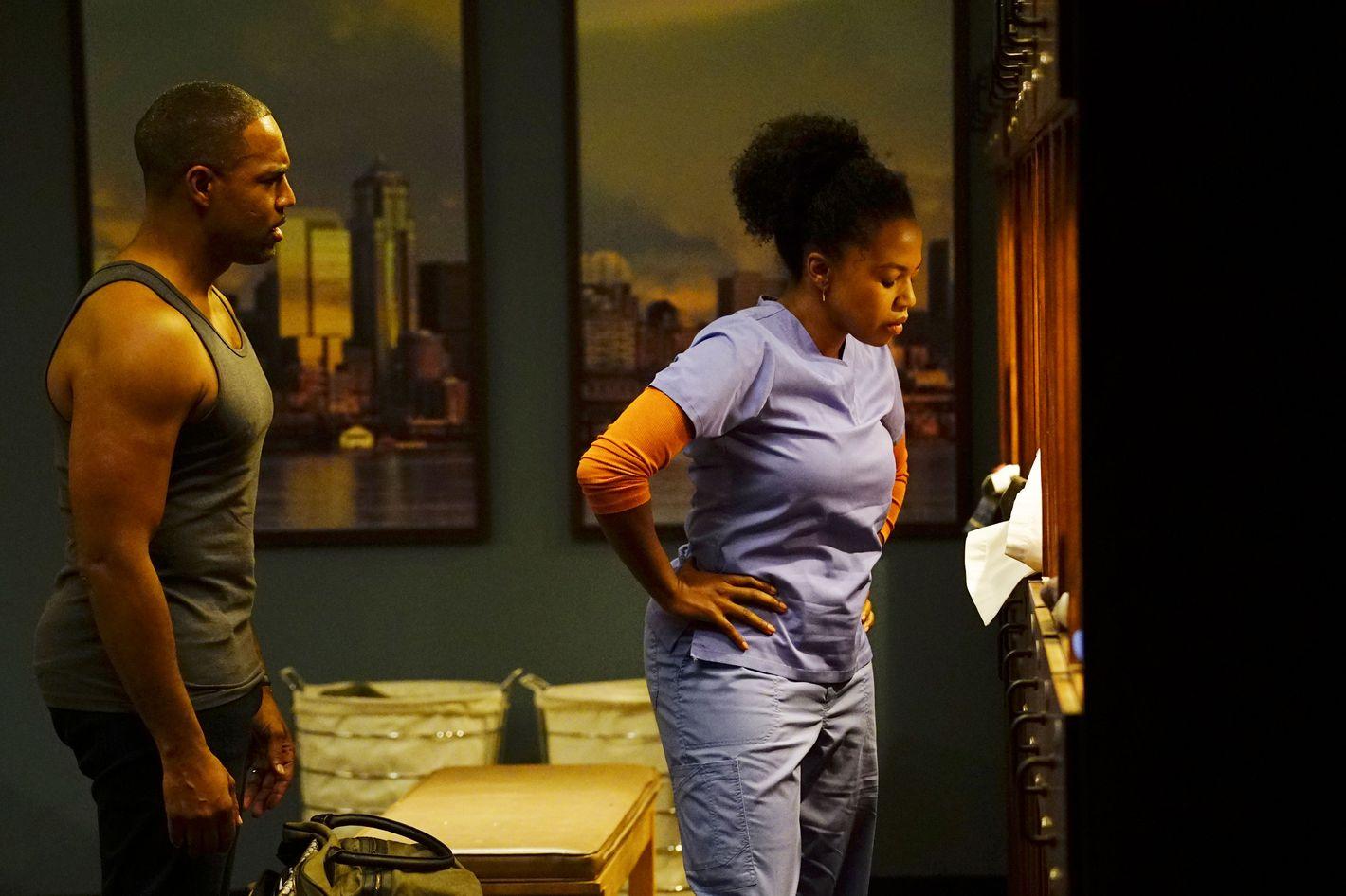 Grey\'s Anatomy Recap, Season 13, Episode 22: Leave It Inside