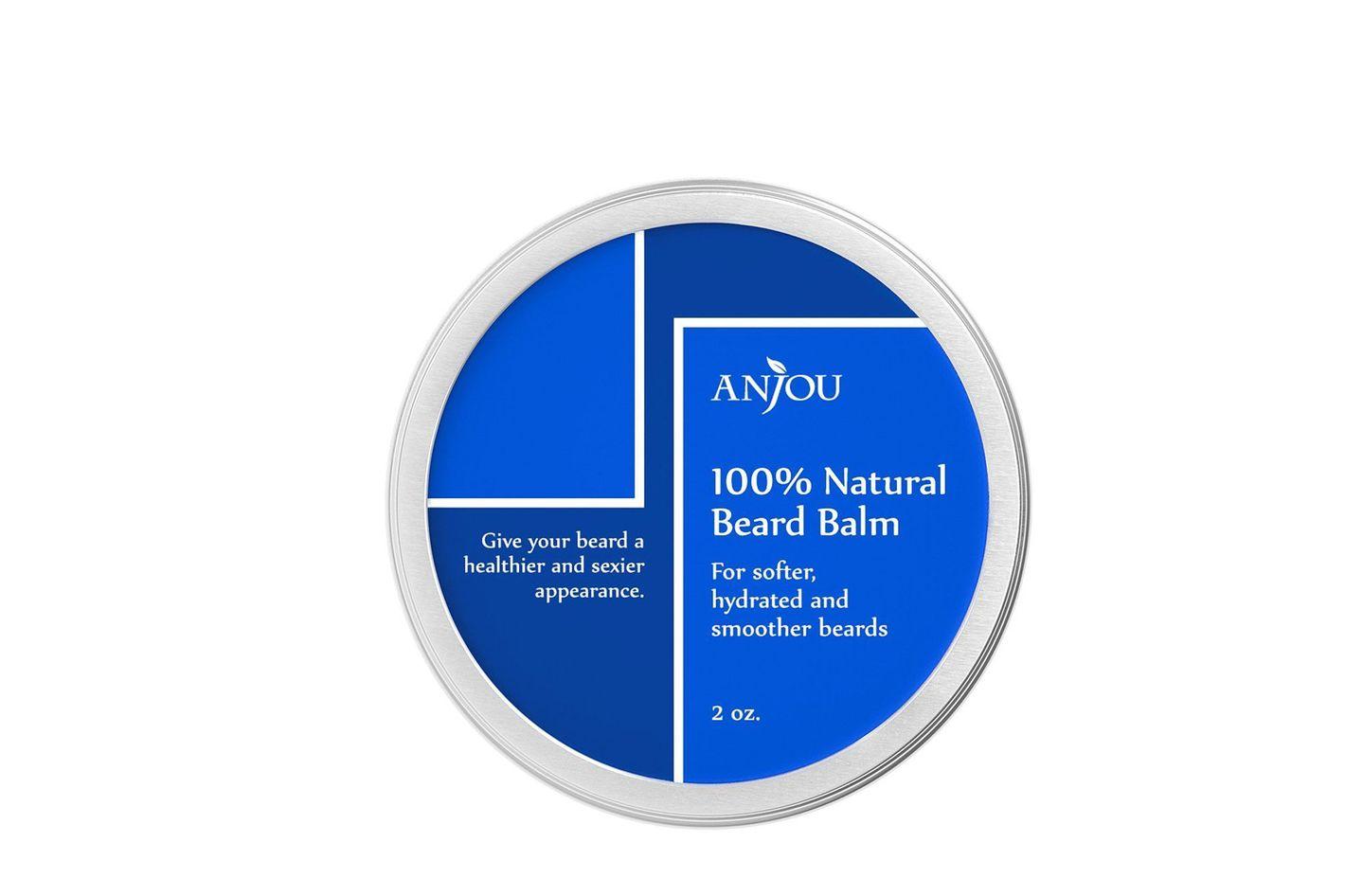 Anjou 100 Percent Natural Beard Balm