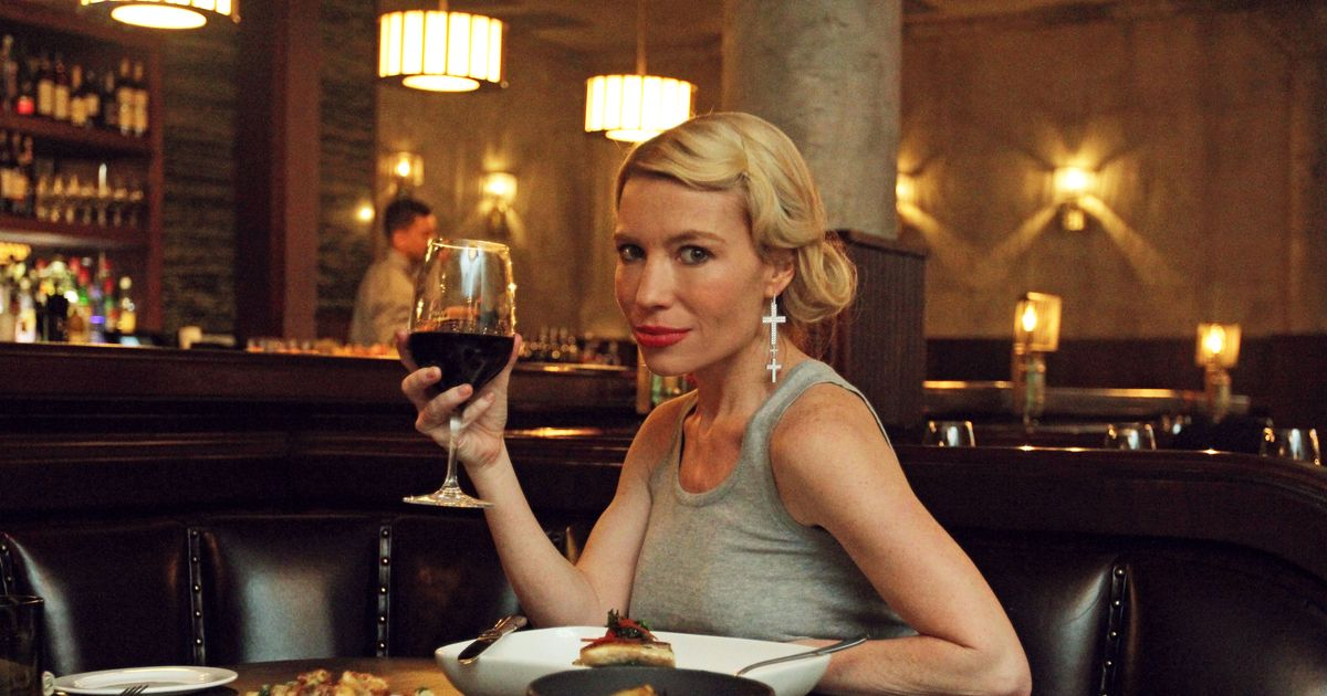 Fitness Mogul Tracy Anderson Brunches at Balthazar, Lunches at
