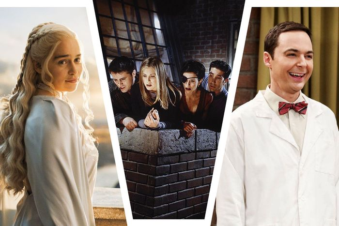 Game of Thrones, Friends, and The Big Bang Theory are all on HBO Max.