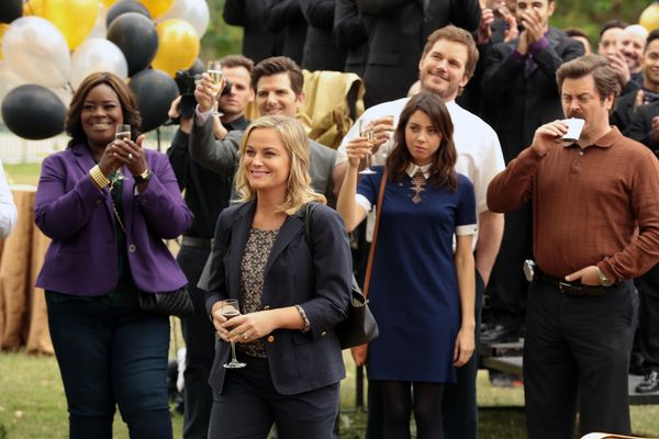 Parks and Recreation - TV Episode Recaps & News