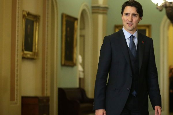 Of Course Canadian Prime Minister Justin Trudeau Hit Mile End While He Was in NYC