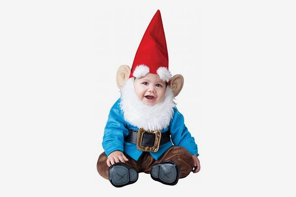 InCharacter Lil' Garden Gnome Infant Costume