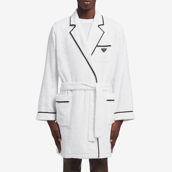 Prada Cotton Robe