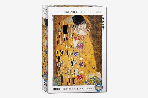 EuroGraphics Gustav Klimt 'The Kiss' 1000-Piece Jigsaw Puzzle