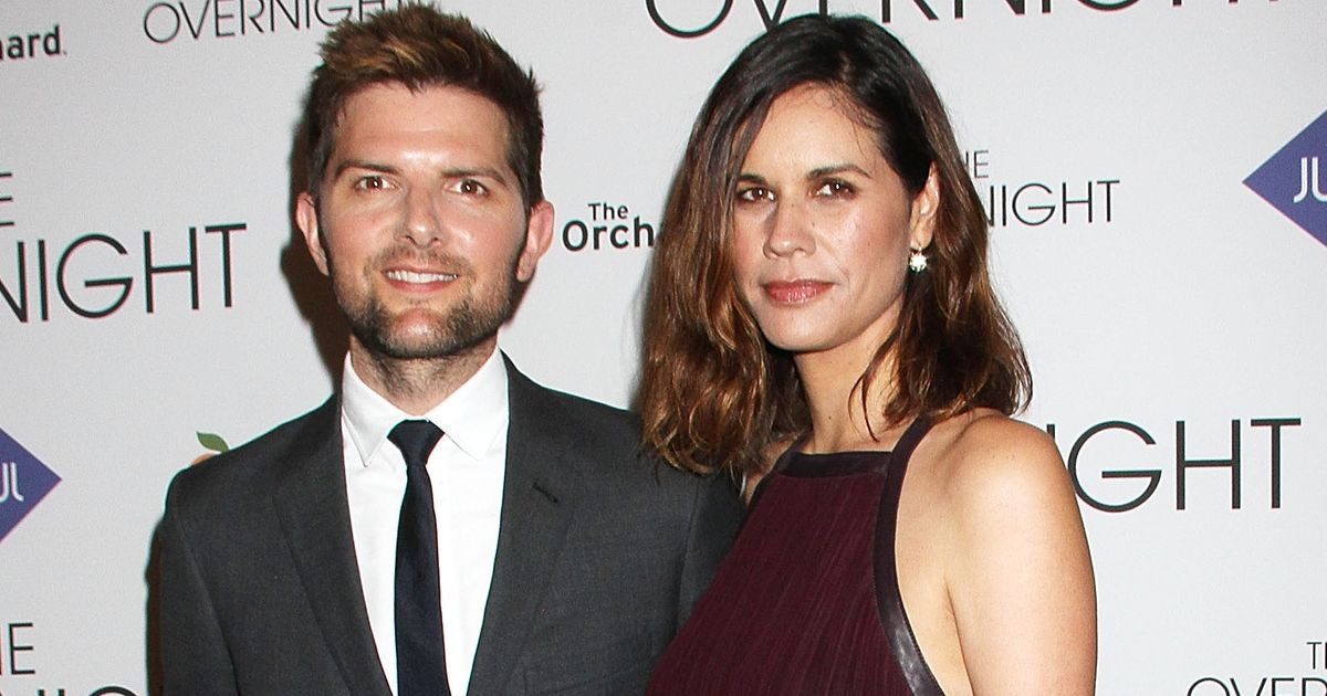 Adam Venit Images >> Adam and Naomi Scott Would Rather Be in Bed Watching The Bachelorette Than Go to That Party