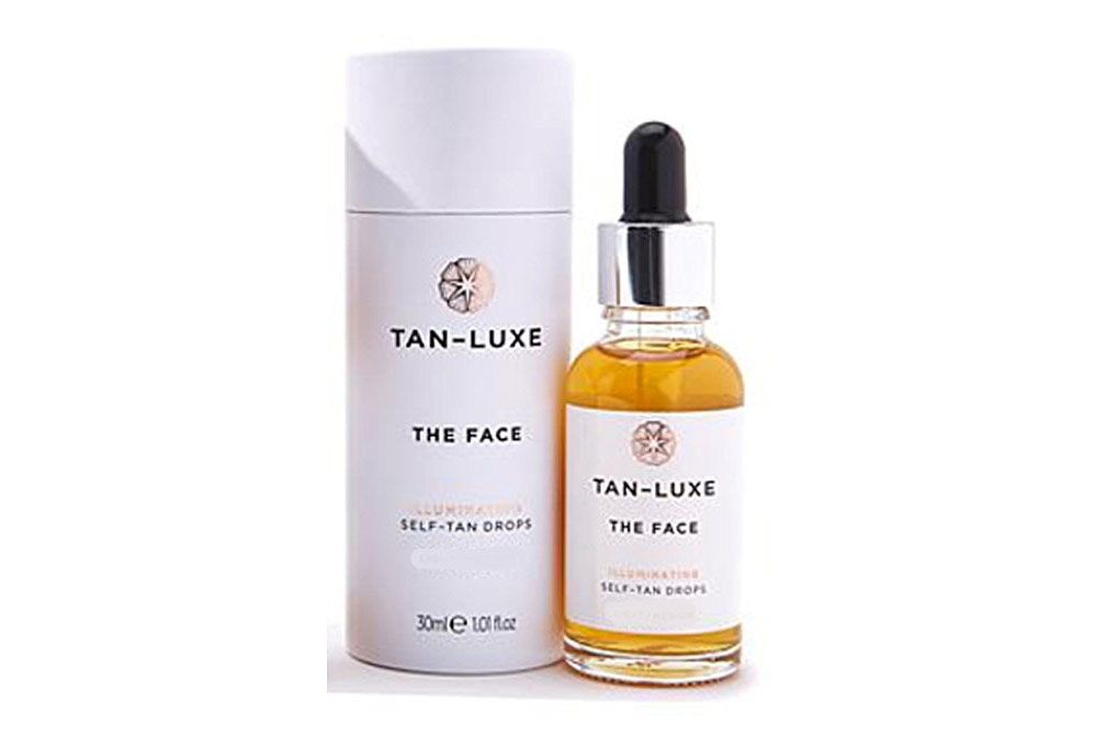 Tan-Luxe The FACE Anti-Age Rejuvenating Self-Tan Serum Drops