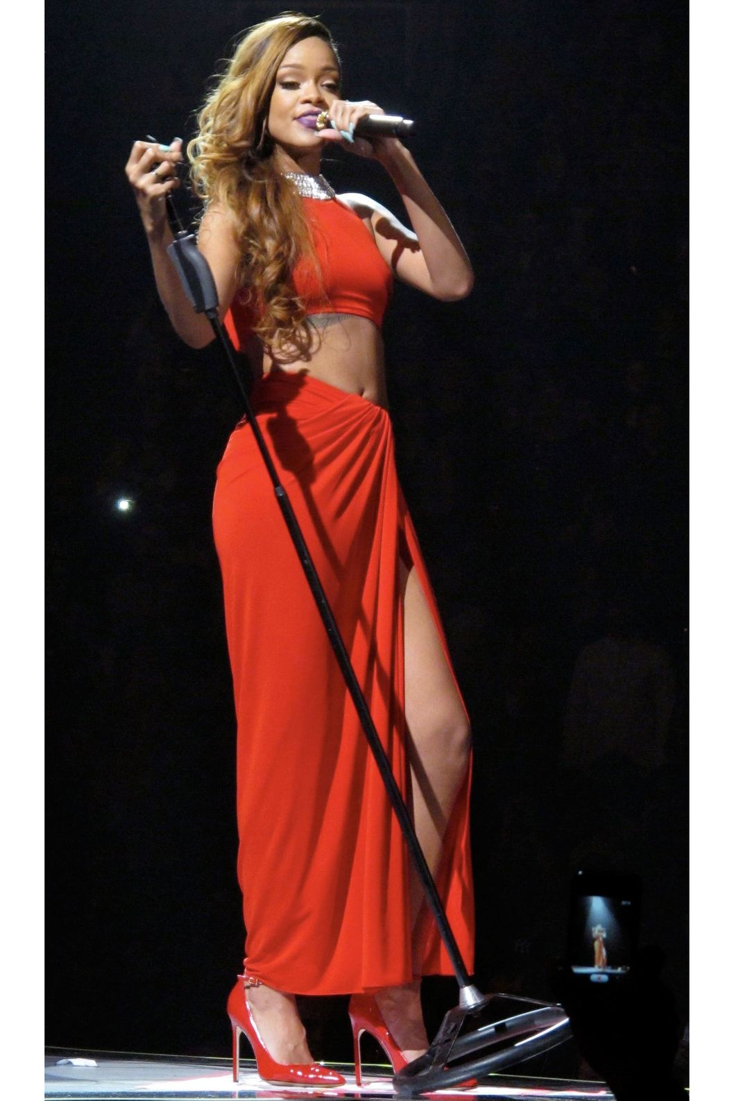 Ranking Rihanna's Di... Rihanna Diamonds