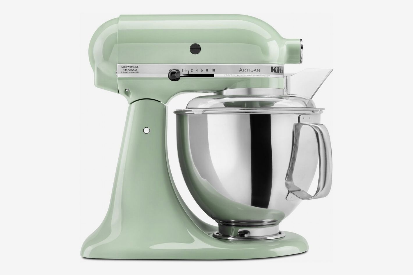 KitchenAid Artisan Tilt-Head Stand Mixer with Pouring Shield, 5-Quart