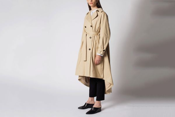 Dagmar Cadyna Trench Coat