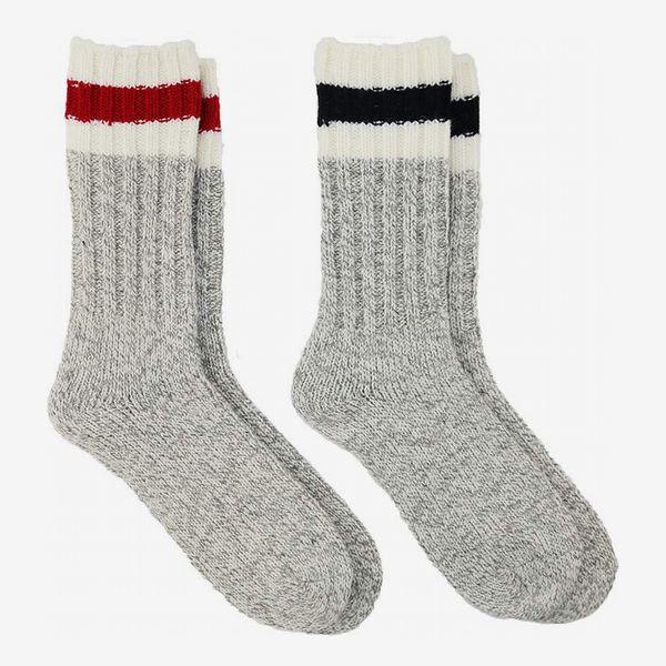 GLENMEARL Merino Wool Crew Socks