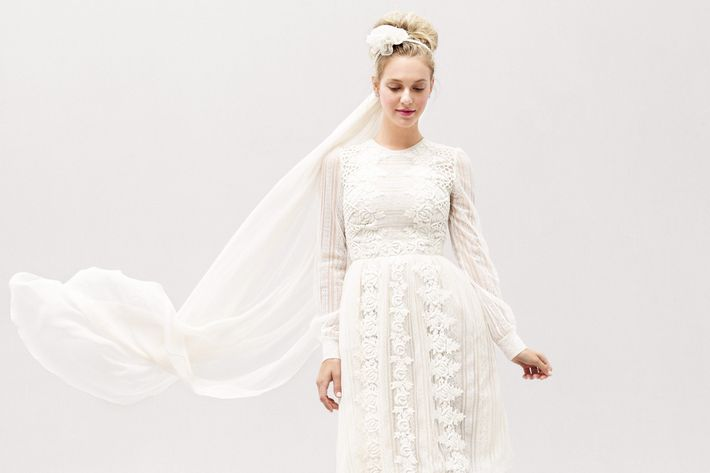 Unique Wedding Dresses Com: Eight Outrageously Unique Wedding Dresses