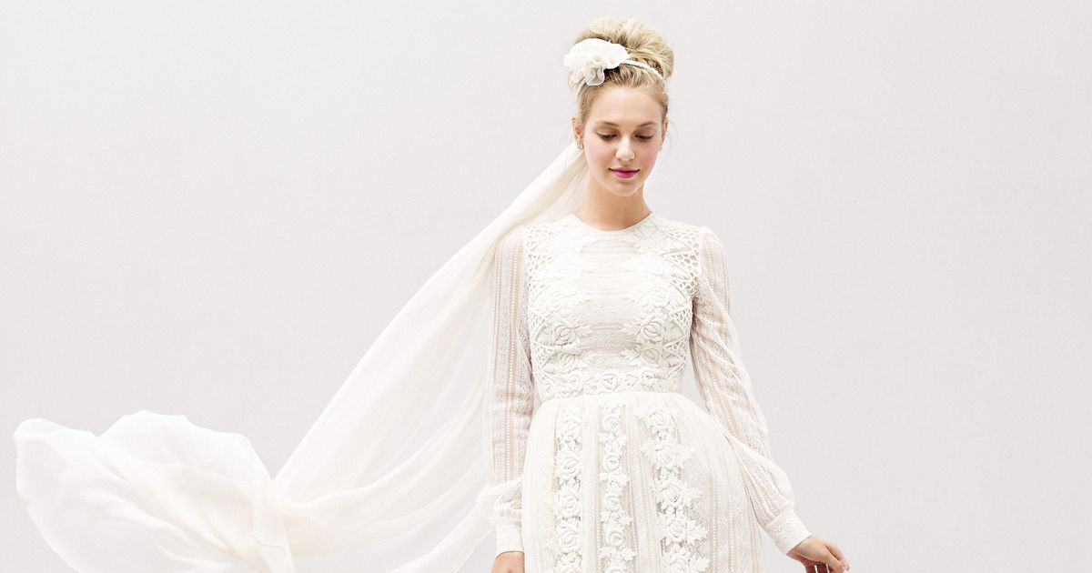 Eight Outrageously Unique Wedding Dresses -- The Cut
