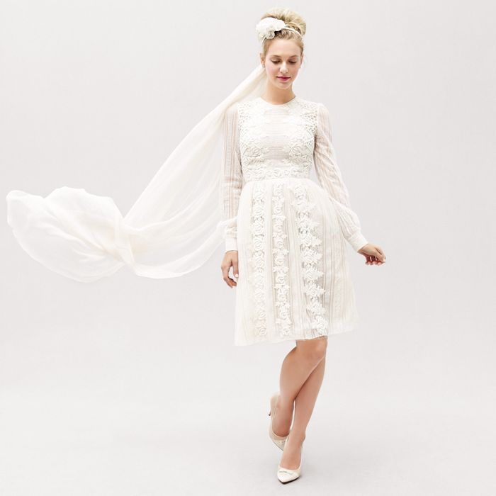 Eight Outrageously Unique Wedding Dresses