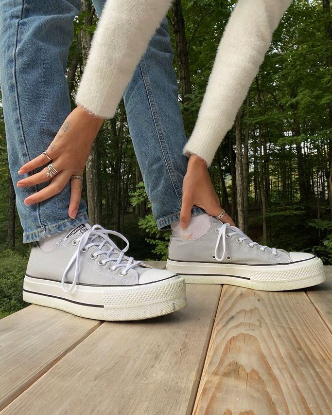 Converse Chuck Taylor All Star Platform Sneakers Sale 2020 | The ...