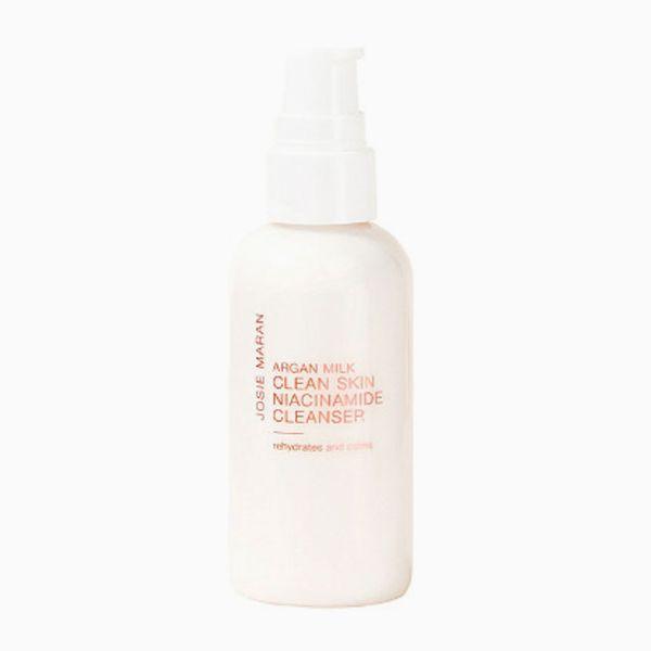 Josie Maran Argan Milk Clean Skin Niacinamide Cleanser