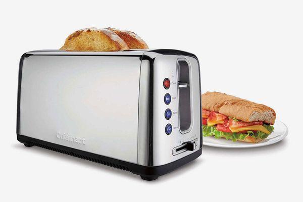 "Cuisinart ""The Bakery"" Dual Long Slot Artisan Bread Toaster"