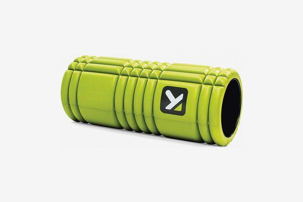 TriggerPoint Grid Foam Roller (Original, Lime)