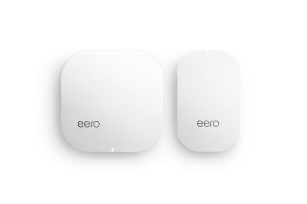 Eero Home WiFi System (1 Eero + 1 Eero Beacon)