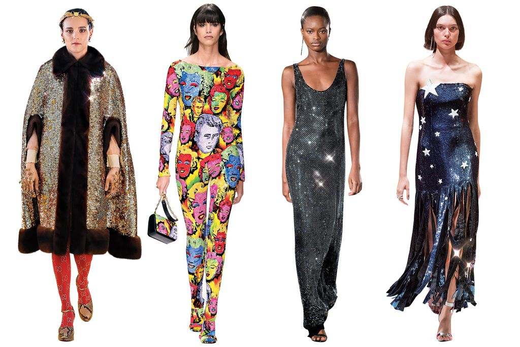 fe5194bca230 There s a Glitter Takeover Happening in Fashion