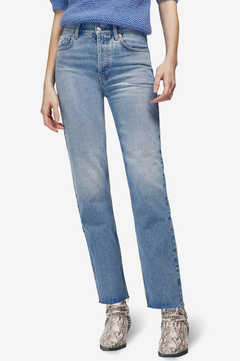 9151306a36736 30 Best Jeans for Women of All Sizes and Styles 2019