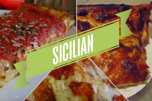 Sicilian pizza — an Americanized adaptaion of sficione, foccacia's Sicilian relative — doesn't get as much love as Neapolitan and coal-fired pies, but that doesn't make the style any less a part of the country's pizza canon. In fact, the square, thick-crusted versions served throughout the U.S. prove there's much to love about this variety.