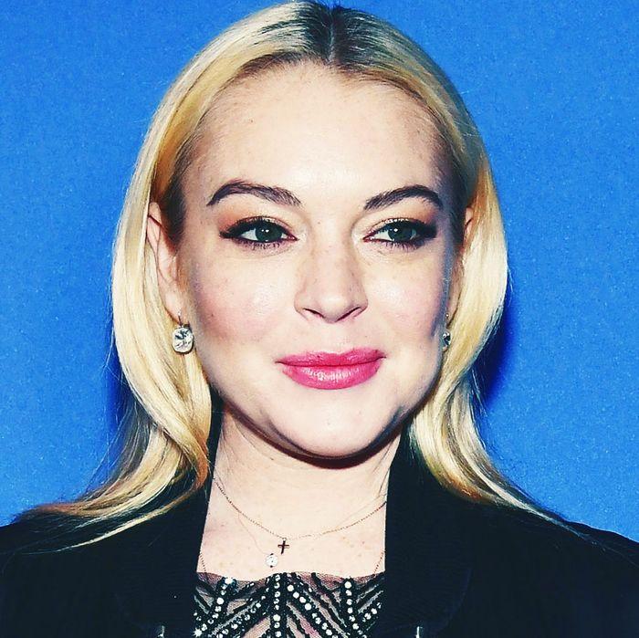 Lindsay Lohan Plans to...
